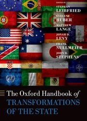 Book Cover: The Oxford Handbook of Transformations of the State